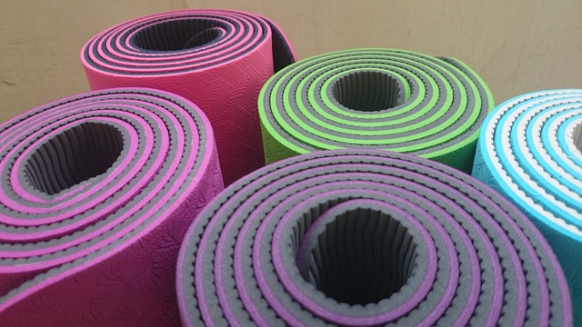 Yoga & Workout Mats
